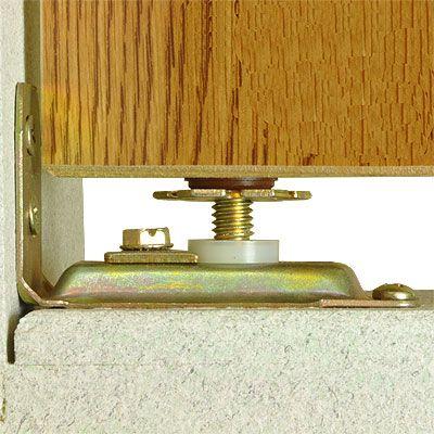 1811 Bottom Pivot Bracket Johnsonhardware Com Sliding