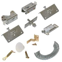 "Picture of 2031FD34 2-Panel Side Mount Part Set, 1-3/4"" [44mm] Panel Thickness"