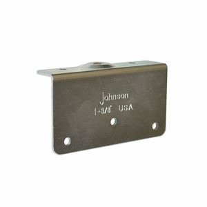"Picture of 2042 Side Mount 1-3/8"" [35mm] Door Hanger Plate"