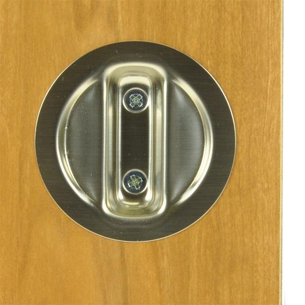 134us15 1 3 4 Quot Dummy Pocket Door Pull Set