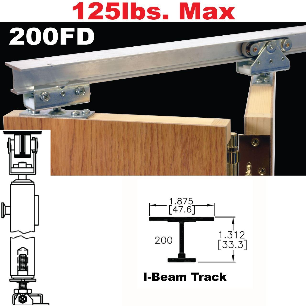 Johnson Hardware 200fd Bi Fold Door Hardware
