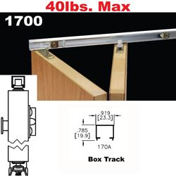 Picture of 1700 Bi-Fold Door Hardware