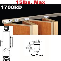 Picture of 1700RD Multi-Fold Door Hardware