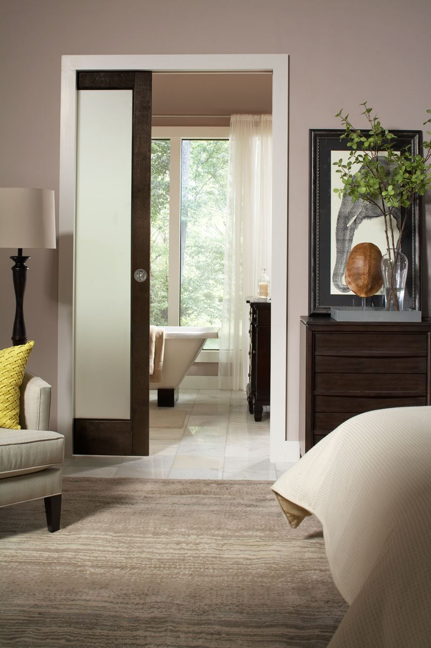 Bathroom pocket doors -  Picture Of 1500sc Series Soft Close Pocket Door Frame Kits