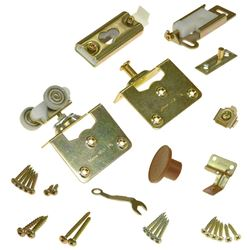 "Picture of 1031FD19 100FS 2-Panel Part Set, 1-1/8"" Door, No Hinges"