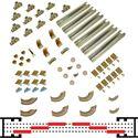 """Picture of 100MC 36"""" (1-3/4"""") x 6-Door Tri-Pass Pocket Door Hardware Set"""