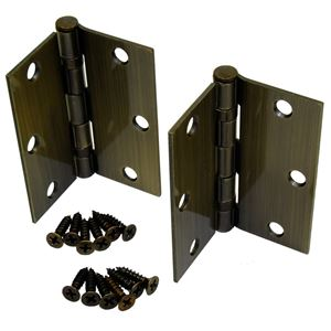 Picture of 2003US52 Mortise Hinge Pair