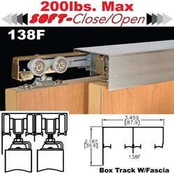 Picture of 138F Sliding Bypass Door Hardware