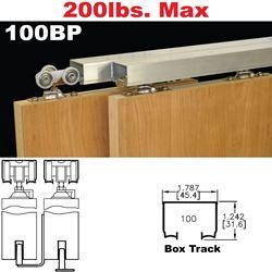Picture of 100BP Bypass Pocket Door Hardware