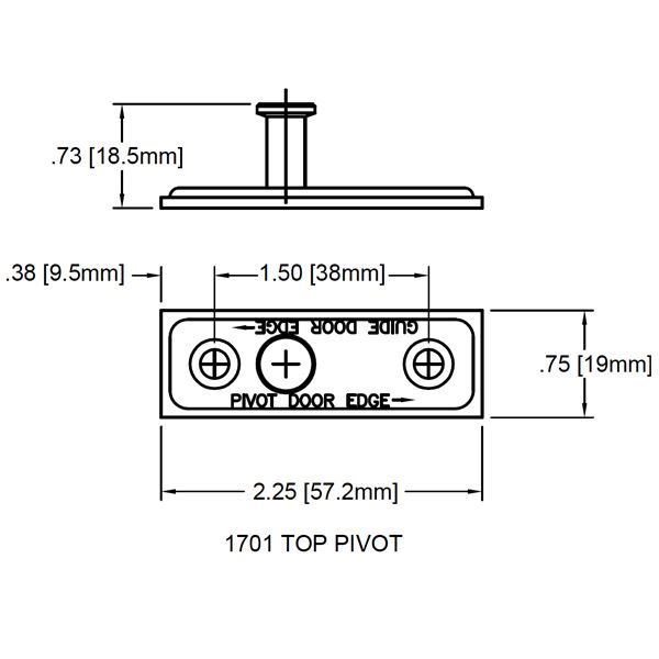 1701 top pivot sliding folding for 1700 series folding door instructions