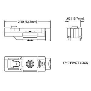 1710 top pivot lock sliding for 1700 series folding door instructions