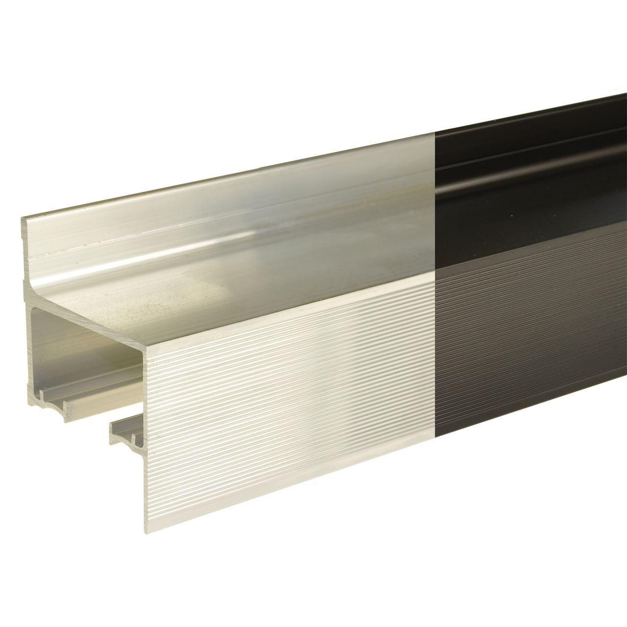 2610F Series Wall Mount Track. Johnsonhardware com Sliding Folding Pocket Door Hardware  Johnson