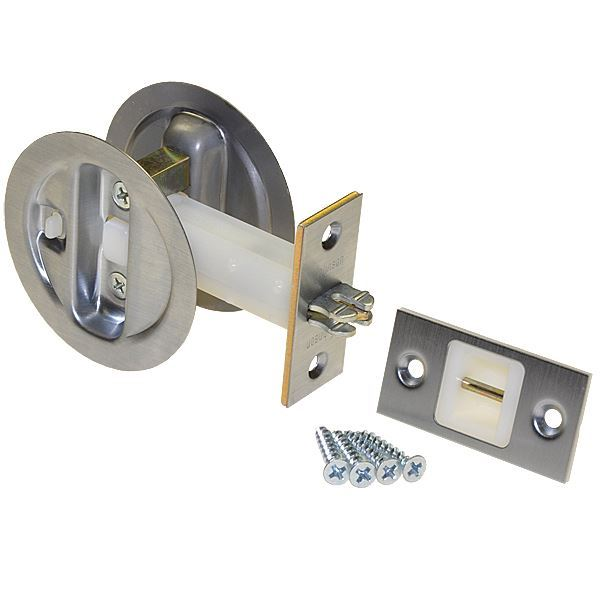 Beau ... Picture Of Auto Latching Pocket Door Locks ...