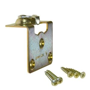 "Picture of 1123 1-3/8"" [35mm] Side Mount Hanger Plate"