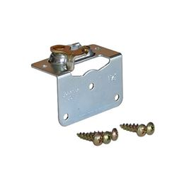 "Picture of 1034 Side Mount Hanger Plate 1-3/8"" [35mm] Door"