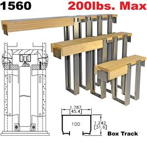 Picture of 1560 Series Pocket Door Frame Kits