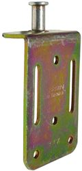 """Picture of 1771 Side Mount Top Pivot, 3/4"""" [19mm] Panel"""