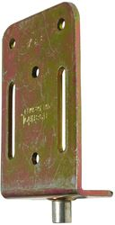 """Picture of 1773 Side Mount Bottom Pivot, 3/4"""" [19mm] Panel"""