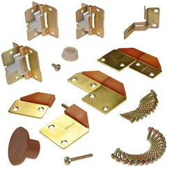 Picture of 16310101 1601 2-Panel Part Set, Brown, No Control Arm