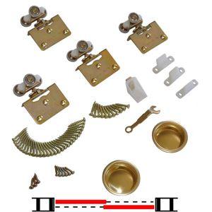 """Picture of 10311382 2-Door Part Set, 1-3/8"""" [35mm] Door"""