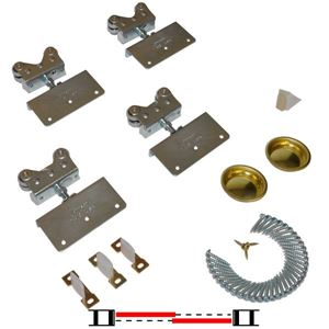 "Picture of 20312142 2-1/4"" [57mm] 2-Door Side Mount Part Set"