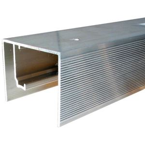 Picture of 2800F Series Open Pocket Track