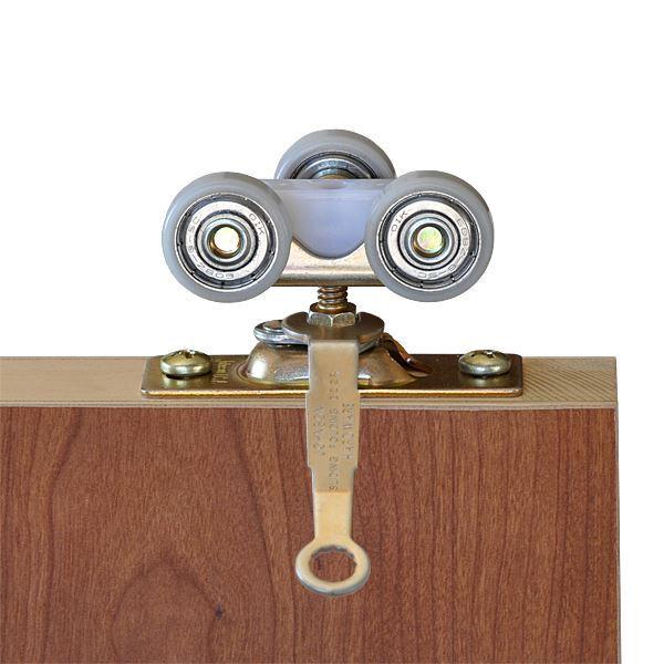 1125 Ball Bearing Door Hanger Johnsonhardware Com
