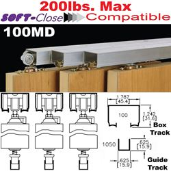 Picture of 100MD Multi-Pass Sliding Door Hardware