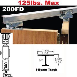 Picture of 200FD Bi-Fold Door Hardware