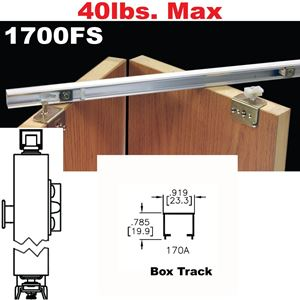Picture of 1700FS Side Mounted Bi-Fold Door Hardware