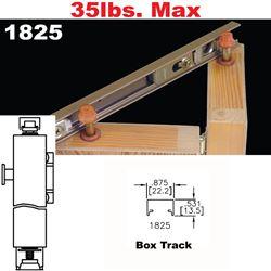 """Picture of 1825 """"Tap-In"""" Bi-Fold Door Hardware"""