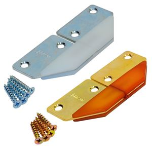 Picture of Non-Mortise Lift-Off Panel Hinges