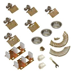 "Picture of 13313843 138F 3-Door Side Mount Part Set, 1-3/8"" [35mm] Door"