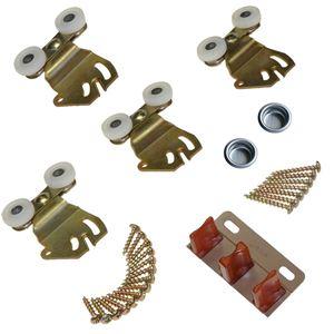 Picture of 22310452 2204F 2-Door Part Set, Twin Wheel Hanger