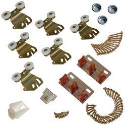 Picture of 22310453 2204F 3-Door Part Set, Twin Wheel Hanger