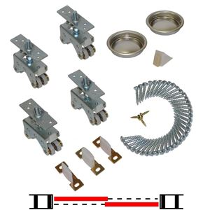 Picture of 20312012 200SD 2-Door Part Set