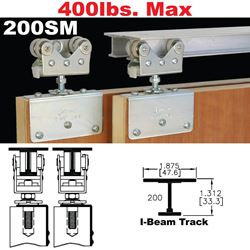 Picture of 200SM Side Mount Sliding Bypass Door Hardware