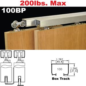 Picture of 100BP Bypass Pocket Door Hardware