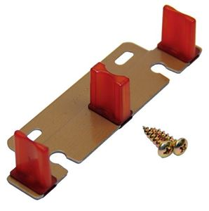 "Picture of 2135 3/4"" or 1-3/8"" Bypass Door Guide"