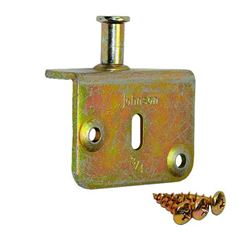 """Picture of 1721 Side Mount Top Pivot, 3/4"""" [19mm] Panel"""