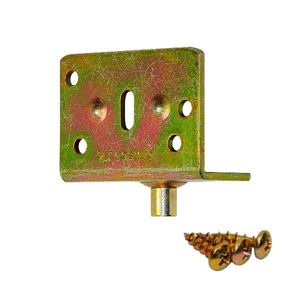"""Picture of 1727 Side Mount Bottom Pivot, 1-1/8"""" [29mm] Panel"""