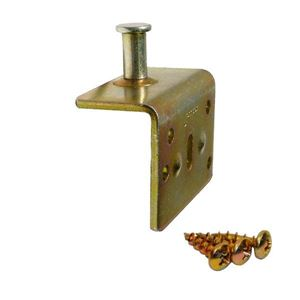 """Picture of 1724 Side Mount Top Pivot, 1-1/8"""" [29mm] Panel"""