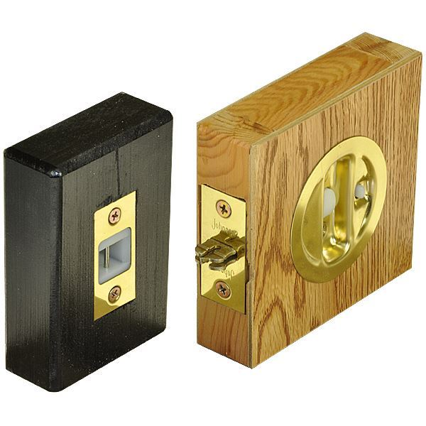 Picture Of Auto Latching Pocket Door Locks