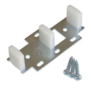 "Picture of 2034 1-3/4"" [44mm] Bypass Door Guide"