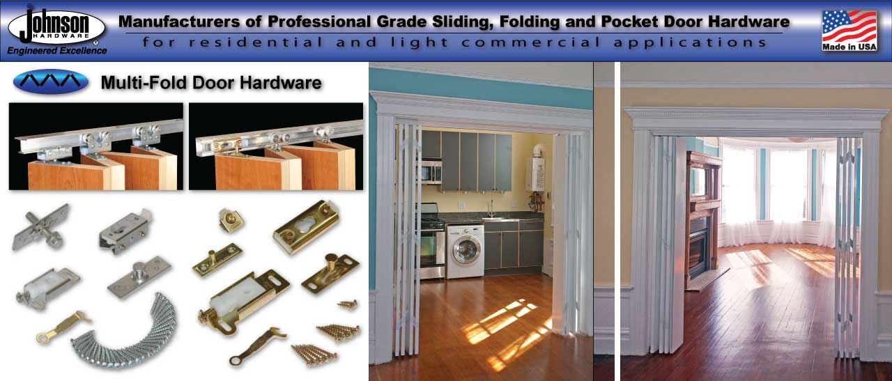 Johnsonhardware com | Sliding | Folding | Pocket Door Hardware