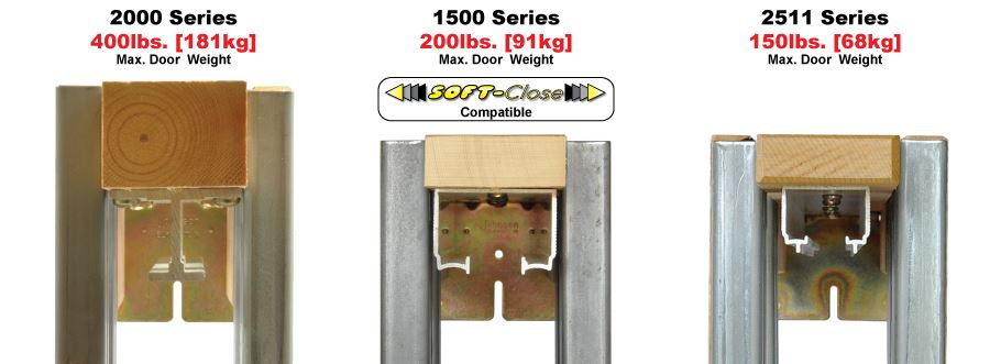 2 x 4 Wall Pocket Door Frames | Johnsonhardware com