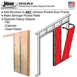 Picture for category Pocket Door Accessories
