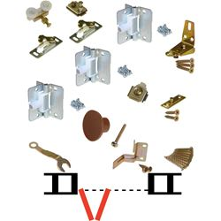 Picture of 11311103 111FD 2-Panel Part Set W/Hinges