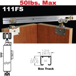 Picture of 111FS Side Mounted Bi-Fold Door Hardware