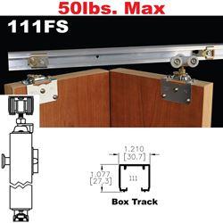 Picture of 111FS Side Mounted Bi-Fold Door Hardware